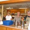 We could not offer hospitality at Circles of Hope without the great meals provided entirely by volunteers.